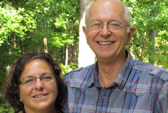 Barbara and John Connor Compassionate Acupuncture and Healing Arts Durham NC